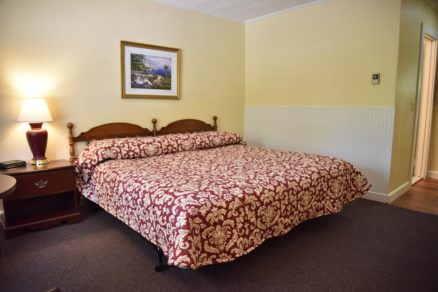 motels near acadia national park
